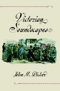 Victorian Soundscapes book cover